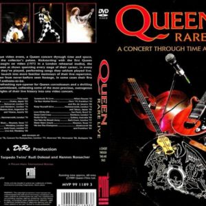 Queen A Concert Through Time and Space DVD