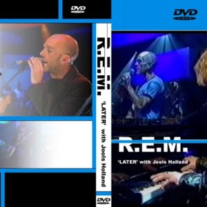 REM 1998-10-27 Later with Jools Holland DVD