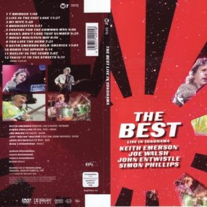 The Best 1990-09-26 Yokohama Arena, Japan DVD