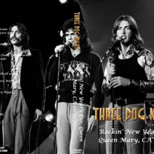Three Dog Night 1972-12-31 Rockin' New Year's Eve, Queen Mary, CA DVD