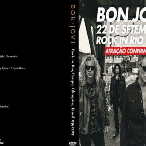 Bon Jovi 2017-09-22 Rock in Rio, Parque Olimpico, Brazil DVD
