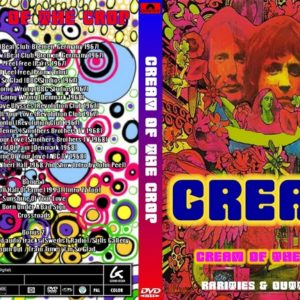 Cream Of The Crop Compilation DVD