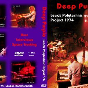 Deep Purple 1974-05-09 Hammersmith Odeon, London DVD