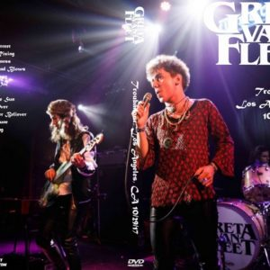 Greta Van Fleet 2017-10-29 Troubadour, Los Angeles, CA Troubadour, Los Angeles, CA DVD