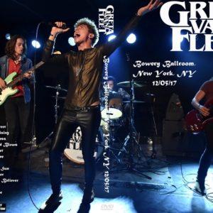 Greta Van Fleet 2017-12-05 Bowery Ballroom, New York, NY DVD