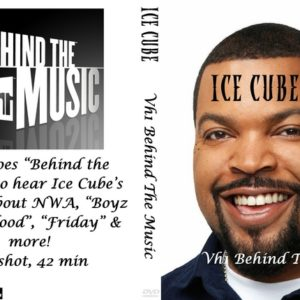 Ice Cube Vh1 Behind The Music DVD