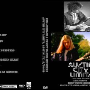 Kenny Wayne Shepherd & Eric Johnson 1996-12-09 Austin City Limits, Austin, TX DVD