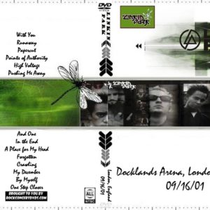 Linkin Park 2001-09-16 Docklands Arena, London, England DVD