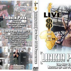 Linkin Park 2005-07-02 Philadelphia PA DVD