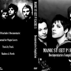 Manic Street Preachers Documentaries Compilation DVD