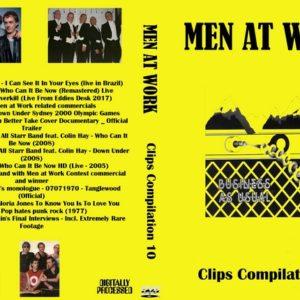 Men At Work Clips Compilation 10 DVD