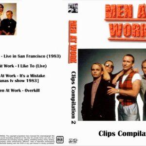 Men At Work Clips Compilation 2 DVD
