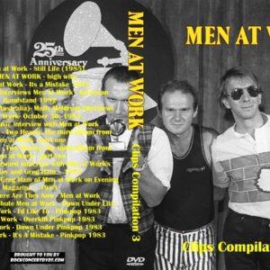 Men At Work Clips Compilation 3 DVD