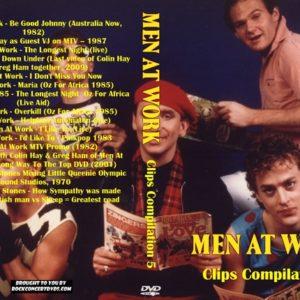 Men At Work Clips Compilation 5 DVD
