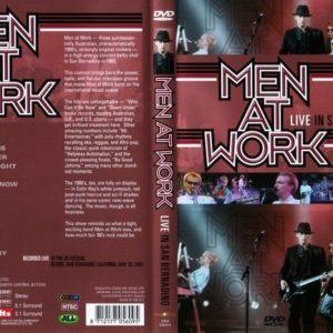 Men at Work 1983-05-28 US Festival, San Bernardino, CA DVD
