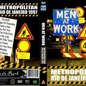 Men at Work 1997-09-18 Rio de Janeiro, Brazil DVD