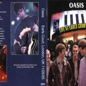 Oasis 1995-11-05 Earls Court, London, UK DVD