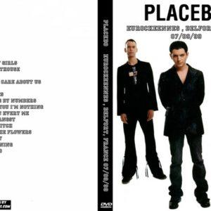 Placebo 1999-07-09 Eurockeennes , Belfort, France DVD
