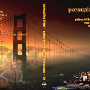 Porcupine Tree 1999-05-30 San Francisco, CA DVD