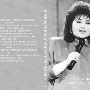 Roseanne Barr - Early Compilation DVD