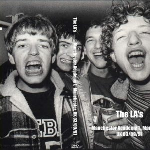 The LA's 1991-03-09 Manchester Academy 1, Manchester, UK DVD