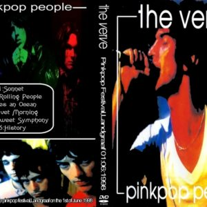 The Verve 1998-06-01 Megaland, Landgraaf, Netherlands DVD