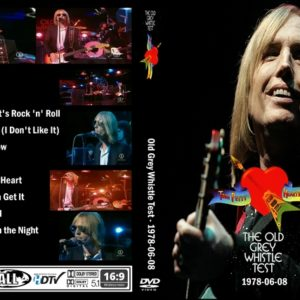 Tom Petty 1978 Old Grey Whistle Test DVD