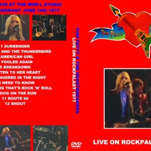 Tom Petty & The Heartbreakers 1977-07-14 Rockpalast, Cologne, Germany DVD