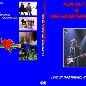 Tom Petty & The Heartbreakers 1982 Dortmund, Germany DVD