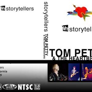Tom Petty & The Heartbreakers 1999-03-31 VH1 Storytellers, Burbank, CA DVD