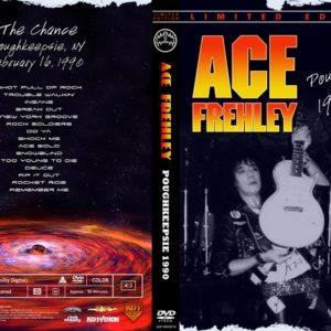 Ace Frehley 1990-02-16 Poughkeepsie, NY DVD