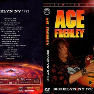 Ace Frehley 1992-10-31 New York, NY DVD