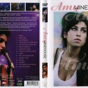 Amy Winehouse 2007 Les Eurockeennes de Belfort DVD