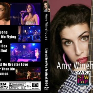 Amy Winehouse New Pop Festival 2004 DVD