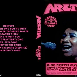 Aretha Franklin 1971-03-06 Fillmore West, San Francisco, CA DVD