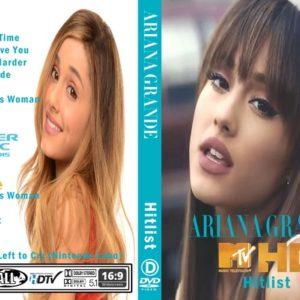 Ariana Grande MTV Hitlist DVD