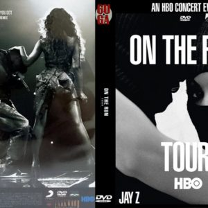 Beyonce & Jay-Z On The Run Tour DVD