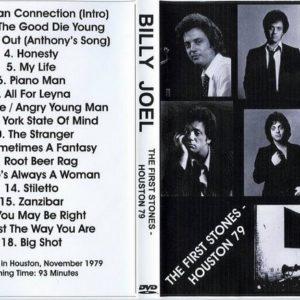 Billy Joel 1979-11-01 Houston, TX DVD