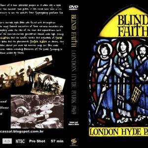 Blind Faith 1969-06-07 Hyde Park, London DVD
