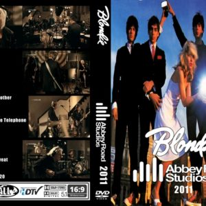 Blondie 2011 Abbey Road Studios DVD
