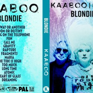Blondie 2018-09-14 KAABOO, Del Mar, CA DVD