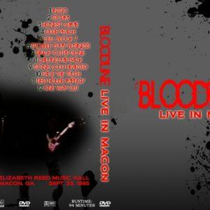 Bloodline 1995-09-23 Macon, GA DVD