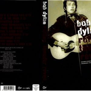 Bob Dylan 1976-05-23 Rolling Thunder Revue, Fort Collins, CO 2 DVD