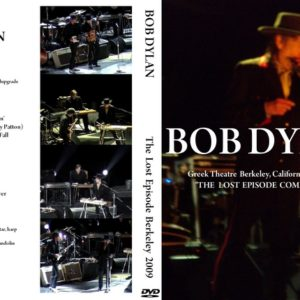 Bob Dylan 2009-10-11 The Lost Compilation, Berkeley, CA DVD