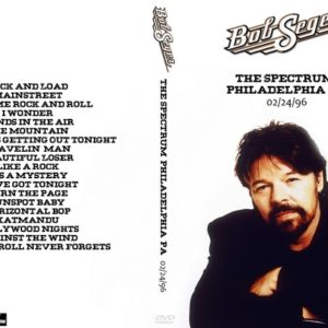 Bob Seger 1996-02-24 The Spectrum, Philadelphia, PA DVD