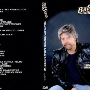 Bob Seger 2006-11-16 Bradley Center, Milwaukee, WI DVD