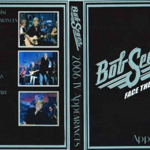 Bob Seger 2006 TV Compilation DVD