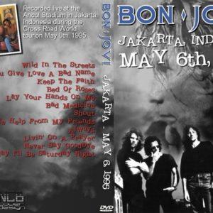 Bon Jovi 1995-05-06 Jakarta, Indonesia DVD