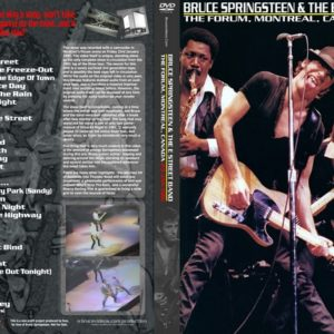Bruce Springsteen 1981-01-23 Forum, Montreal, Canada 2 DVD