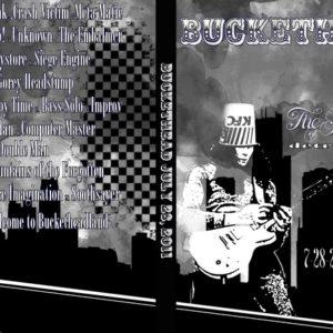 Buckethead 2011-07-28 Detroit, MI DVD